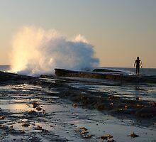 Wavebreak #1 by Noel Elliot