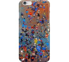Great North Run by Neil McBride iPhone Case/Skin
