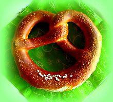 Bavarian Pretzel by ©The Creative  Minds