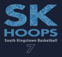 SK Hoops - Team Gear #7 by Graham Williams
