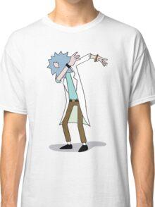 Wubba Lubba Dab Dab Rick Classic T-Shirt