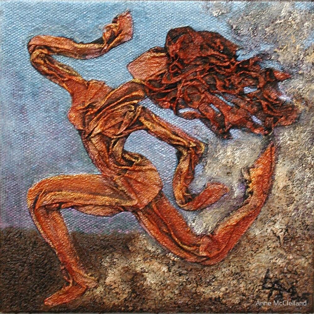 Raising Dust by Anne McClelland