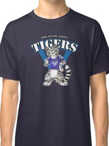 Team WHITE TIGER (blue) Classic T-Shirt