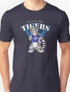 Team WHITE TIGER (blue) T-Shirt