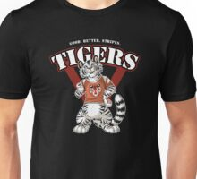 Team WHITE TIGER (red) Unisex T-Shirt