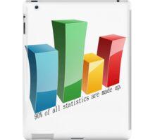 Statistics iPad Case/Skin