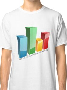 Statistics Classic T-Shirt
