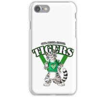 Team WHITE TIGER (green)  iPhone Case/Skin