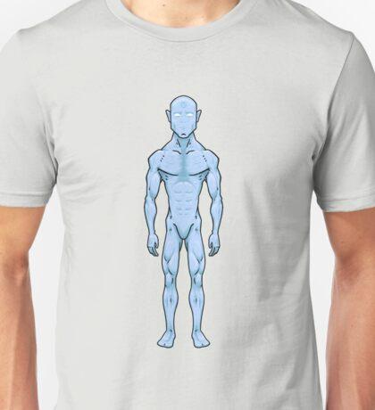 Dottor Manhattan Unisex T-Shirt