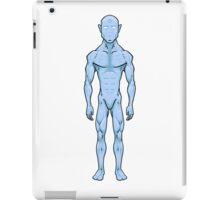 Dottor Manhattan iPad Case/Skin