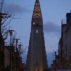 Reykjavik's Landmark by karina5