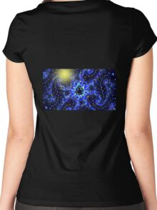 Night Terrors Women's Fitted Scoop T-Shirt
