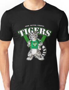 Team WHITE TIGER (green)  Unisex T-Shirt