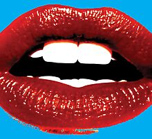 Hot Lips by Dan Marshall