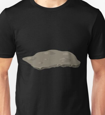 Glitch Groddle Land heights topper stone 1 Unisex T-Shirt