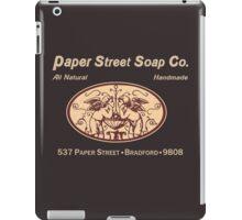 Paper Street Soap Co.T-Shirt iPad Case/Skin