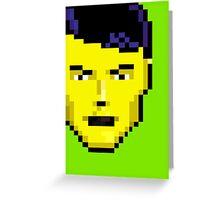 The Pixel Surgeon Greeting Card