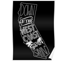 Down On The West Coast... Pt II Poster