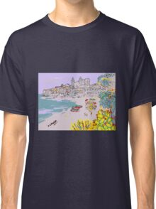 A view of Cefalu' Classic T-Shirt