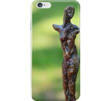 Breast Cancer Warrior iPhone Case/Skin