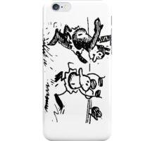 Krazy Kat in Dance iPhone Case/Skin
