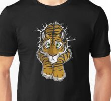STUCK - Brown Tiger Unisex T-Shirt
