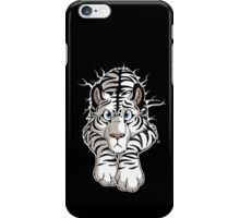 STUCK - White Tiger iPhone Case/Skin