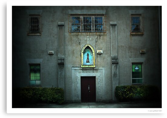 The Convent by Aaron .