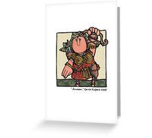 Amazon Greeting Card