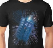 The Doctor's Radiating Tardis Unisex T-Shirt