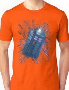 The Doctor's Radiating Tardis Unisex T-Shirt