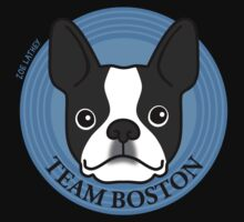 Team Boston - Terrier Puppy Dog  Kids Clothes