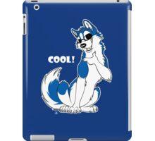 COOL - Husky Blue iPad Case/Skin
