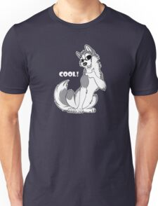 COOL - Husky Grey Unisex T-Shirt