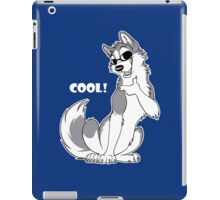 COOL - Husky Grey iPad Case/Skin