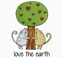 Love the earth by Corrie Kuipers