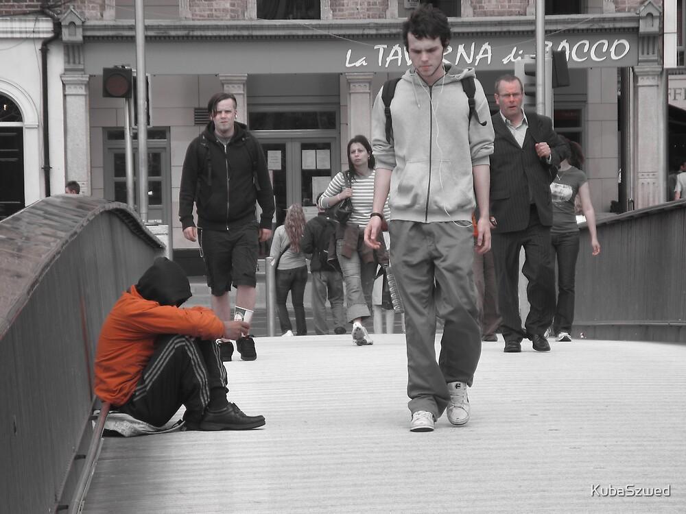 New Life in Dublin by KubaSzwed
