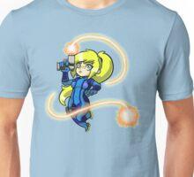 Zero Suit Samus [Cute Version] Unisex T-Shirt