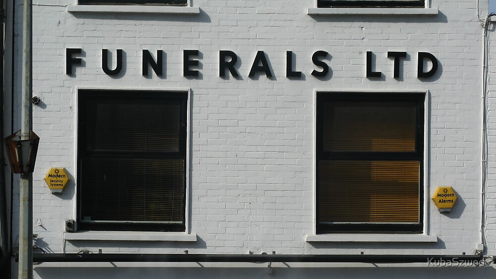 Funerals Ltd. by KubaSzwed