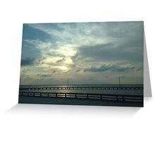 Gateway to New Orleans Greeting Card