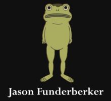 Jason Funderberker by abibennett29