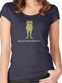 Jason Funderberker Women's Fitted Scoop T-Shirt
