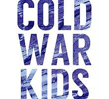 Cold War Kids by Jackson Keeley
