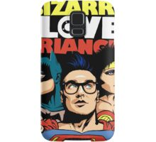 Butcher Billy's Bizarre Love Triangle: The Post-Punk Edition Samsung Galaxy Case/Skin
