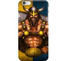 Robbaz Logo iPhone Case/Skin
