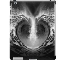 iPad Case. Stormy Soul With A Heavy Heart. iPad Case/Skin