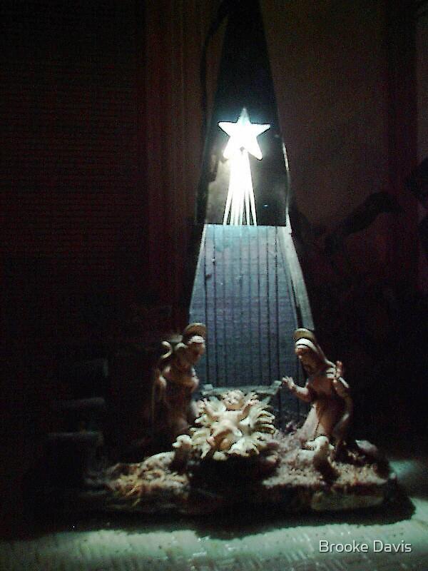 Nativity Star by Brooke Davis