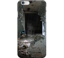 Behind Closed Doors iPhone Case/Skin