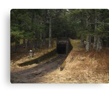 WWII Bunker Canvas Print