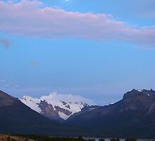 Patagonian Sunrise by Edward Lipman